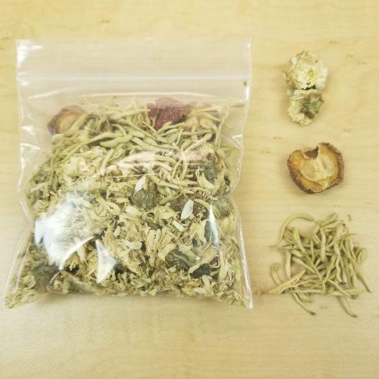 Bulk herbs at Deschutes Acupuncture