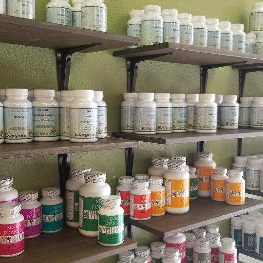 Herbal supplements Bend Oregon