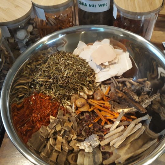 Chinese Herbs Deschutes Acupuncture Bend Oregon