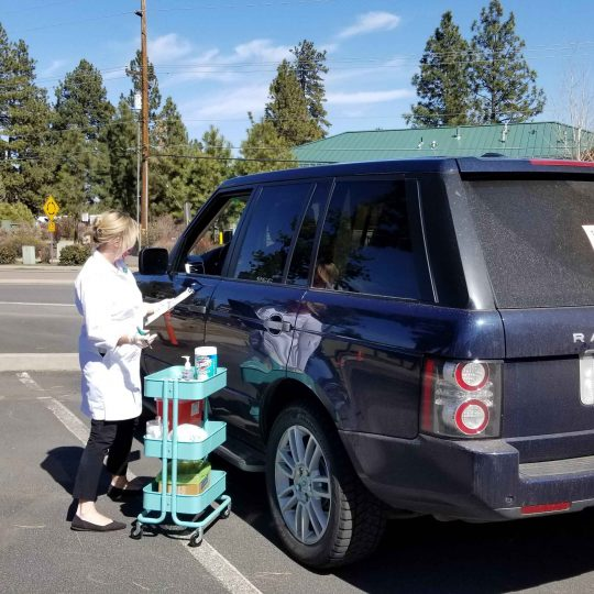 curbside acupuncture bend oregon